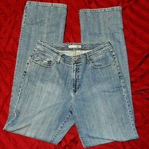 Chicos Platnium Denim Jeans Size 10